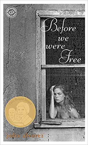 Before We Were Free  image cover