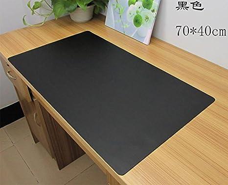 Yqooo tappetino per mouse ufficio cuscino per scrivania per casa pad