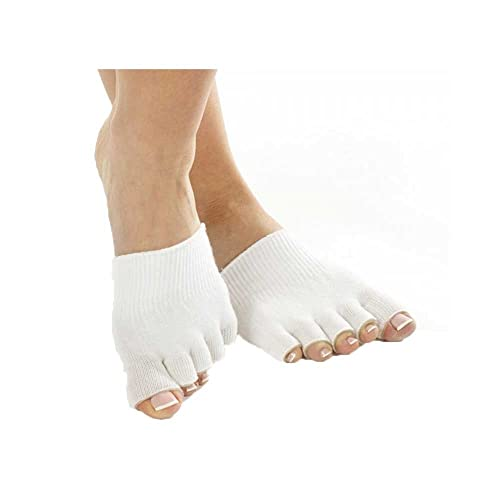 Toe Alignement Socks straightens /& aligns toes by Nutrition World