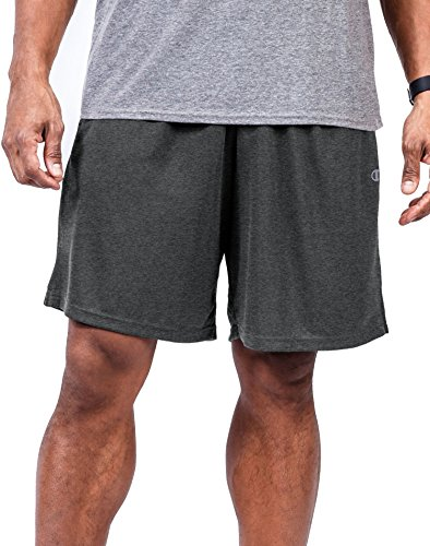 Champion Mens Big-Tall Jersey Shorts
