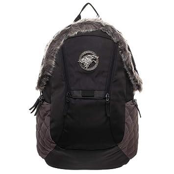 Amazon.com | Game of Thrones Stark Inspired Backpack Standard | Casual Daypacks