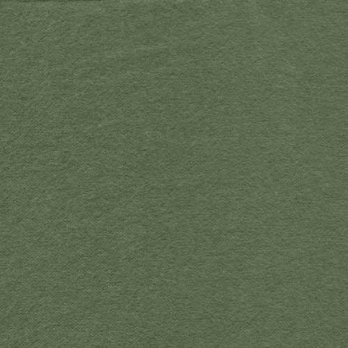 (NuAngel Cotton/Poly Sage Green Flannel Fabric - Made in America - 46