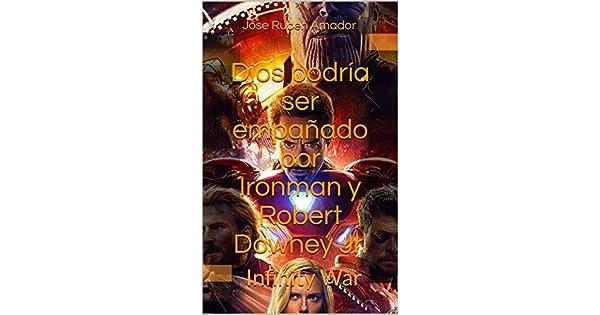 Amazon.com: Dios podría ser empañado por Ironman y Robert ...