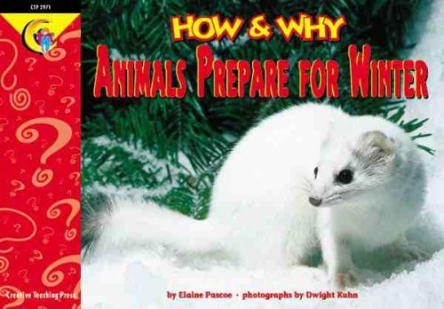 How and Why Animals Prepare for
