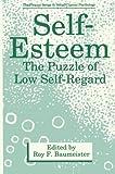 Self-Esteem : The Puzzle of Low Self-Regard, , 1468489585