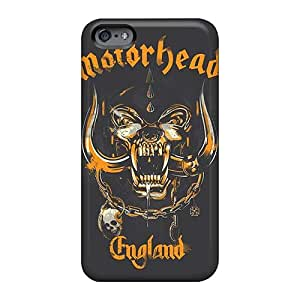 Best Hard Phone Cases For Iphone 6 (aOD17663BiUL) Provide Private Custom Realistic Motorhead Band Image