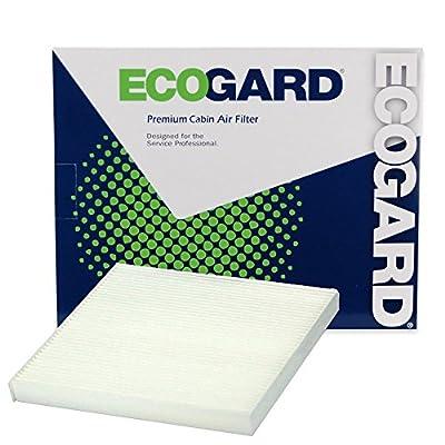 ECOGARD XC35644 Premium Cabin Air Filter Fits Dodge Dart 2013-2016 | Pontiac Vibe 2003-2008 | Toyota Tacoma 2005-2020: Automotive
