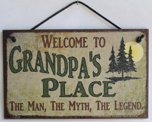 Best Value for Money Grandpa sign