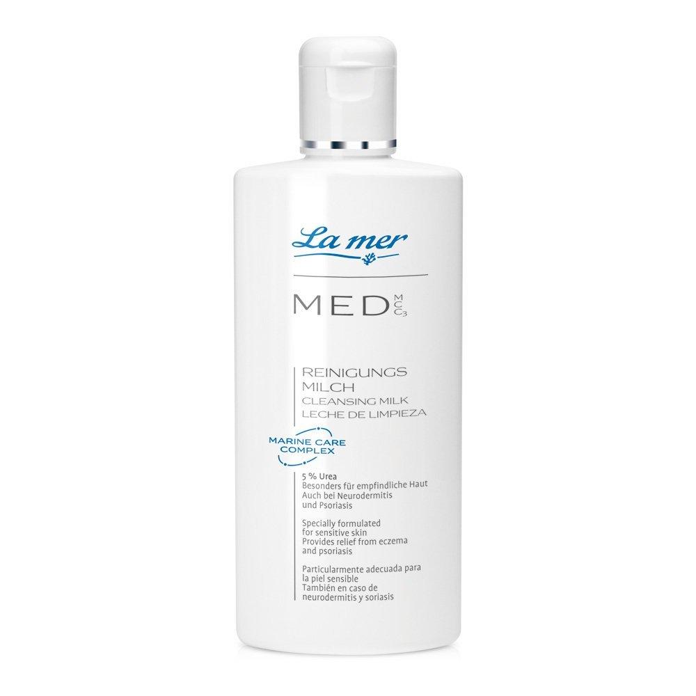 LA MER MED Neu Reinigungsmilch o.Parfüm 200 ml Milch La mer Cosmetics AG 70131