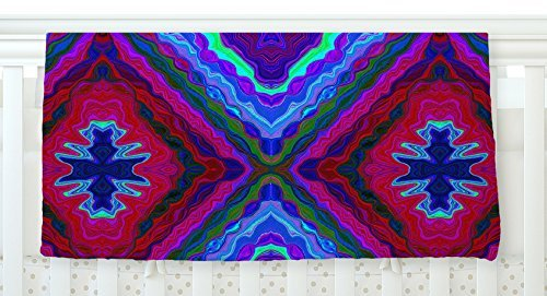 KESS InHouse Nina May Nina 30 Kilim Fleece Baby Blanket 40 May x 30 [並行輸入品] B077ZLYBX5, 山ノ内町:ddc20d37 --- ijpba.info