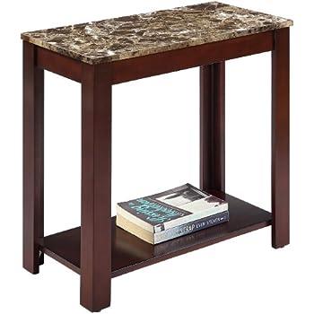 Crown Mark Devon Chair Side Table