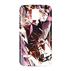 Fate/kaleid liner Prisma Illya Snap on Plastic Case Cover Compatible with Samsung Galaxy S5 GS5