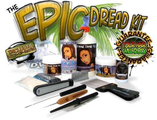 Epic Dread Kit for Dreadlocks by Dread Head HQ