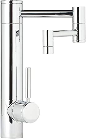 Krowne Metal 12-812 Swing Spout Faucet 12 Long Spout