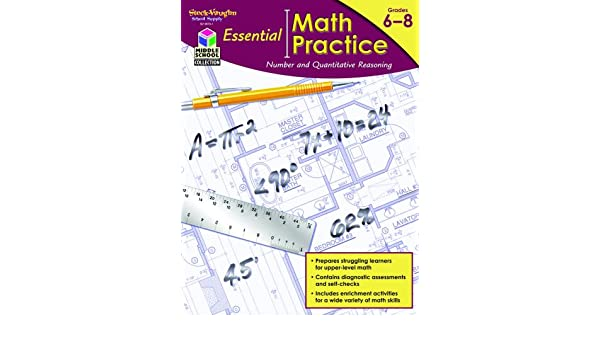 Essential Math Practice: Reproducible Number and Quantitative ...