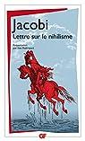 Lettre sur le nihilisme: et autres textes par Jacobi