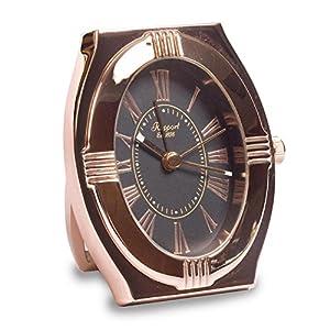 Rapport reloj despertador Embassy (Chapado en oro rosa) 11