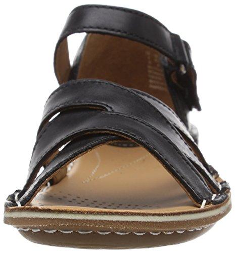 Venta En Línea Nicekicks ClarksTustin Sahara - Sandali Donna Nero (Black Leather) Mejor Proveedor Edición Limitada En Línea Visita Salida Venta Imágenes l2CTg4