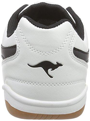 black 3021 005 Kangaroos Eu Blanco Para B Hombre Zapatillas yard K white yycWCf