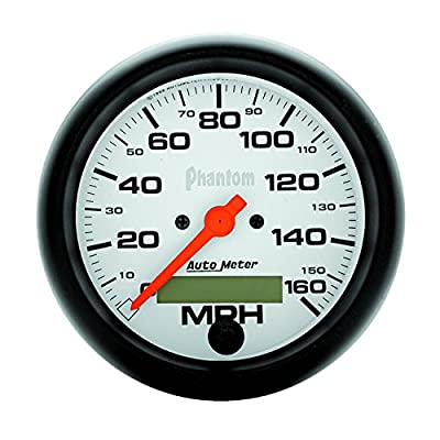 Auto Meter 5888 Phantom In-Dash Electric Speedometer: Automotive