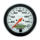 Auto Meter 5888 Phantom In-Dash Electric Speedometer,3.375 in.