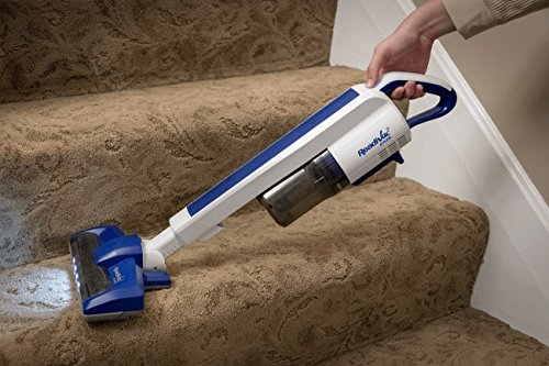 CLEANOVATION'S ReadiVac Cordless Lithium-ion Vacuum Carpet, Hardwood, or Floors in Your Home - Car – RV – Dorm - Powerful