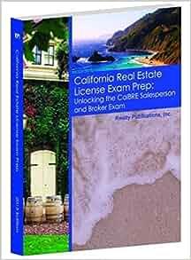 Florida real estate license test prep book