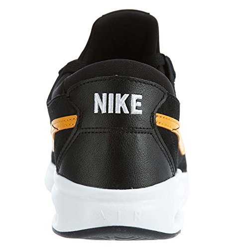 Nike SB AIR MAX BRUIN VAPOR Herren Skateboardschuhe 882097-081_10 - SCHWARZ / CIRCUIT ORANGE-WHITE-BLACK