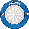 Unicorn Striker Eva Dart Board Surround  Blue