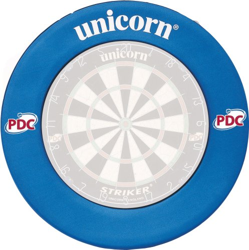 Unicorn Striker Eva Dart Board Surround  Blue