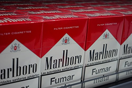 Home Comforts Laminated Poster Cigarette Sales Cigarette Brand Marlboro Cigarettes Poster