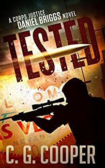 Tested (Daniel Briggs Book 4) by [Cooper, C. G.]