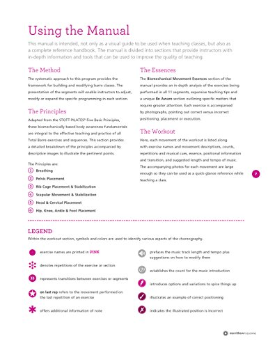 Merrithew Total Barre Foundation Manual by Merrithew (Image #2)