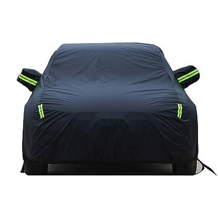 Gq Volvo Car Cover Sombreado Aislamiento Car Cover Ropa Interior Exterior Impermeable Transpirable Sol Protección contra