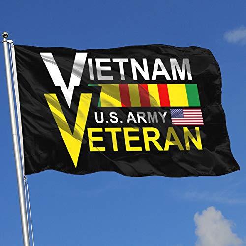 BQCHMBO 3 X 5 FT Flag,Vietnam US Army