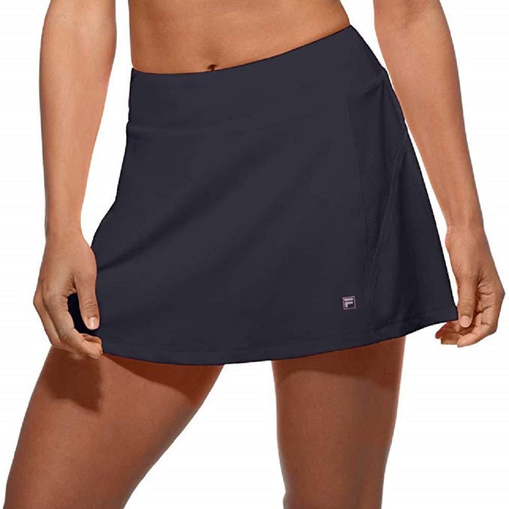 Fila Women's Core A-Line Skort, Navy, XS