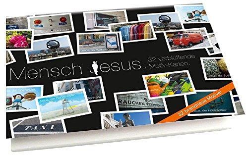 Mensch Jesus. 3 - Textkarten*