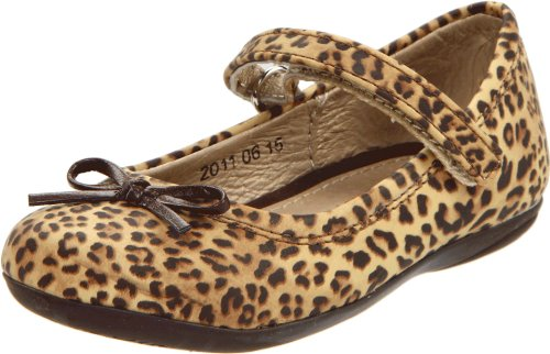 Kid Express Josie Mary Jane (Toddler/Little Kid/Big Kid),Cheetah Print,28 EU (11-11.5 M US Toddler) by Kid Express