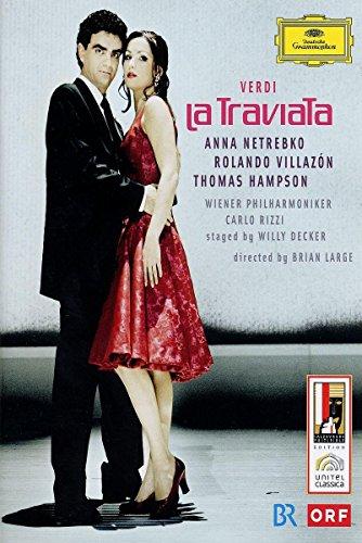Anna Netrebko - Traviata (Blu-ray)