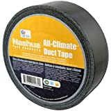 Nashua ALL-CLIMATE Extreme Duct Tape: 2 in. x 60 yds. (Black)