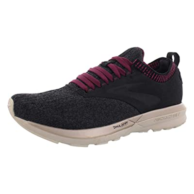Brooks Ricochet Black/Grey/Pink 10 | Road Running