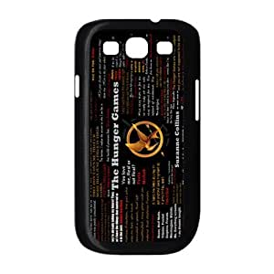 DIY Fashion The Hunger Games Hard Shell Slim Phone Cover Case for Samsung Galaxy S3 i9300