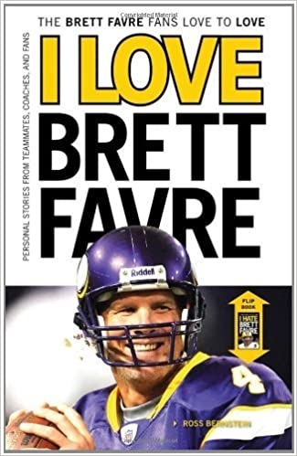 Book I Love Brett Favre/I Hate Brett Favre (I Love/I Hate) by Ross Bernstein (2009-11-01)