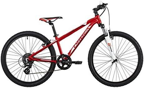 Bicicleta para niños ORBEA MX 24 XC rojo 2015: Amazon.es: Deportes y aire libre
