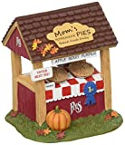 Department 56 Accessories for Villages Harvest Fields Pie Stand Accessory