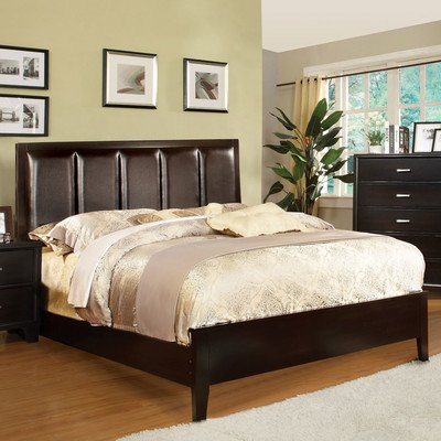 Nambie Panel Bed Size: Queen