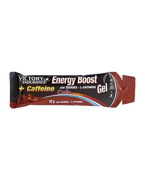 Weider WVE.124130 - Energy boost gel, Pack de 24 (24 x 42