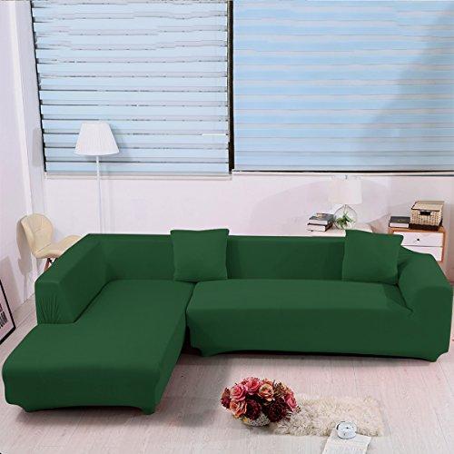 Jian Ya Na Stretch Sofa Covers Polyester Spandex Fabric Slip
