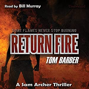 Return Fire Audiobook