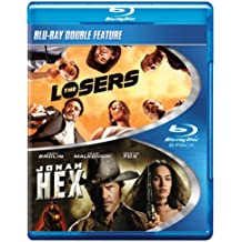 The Losers and Jonah Hex